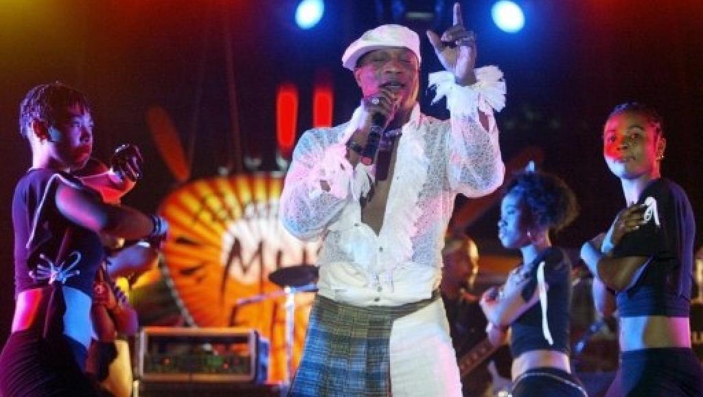 Le chanteur congolais Koffi Olomidé