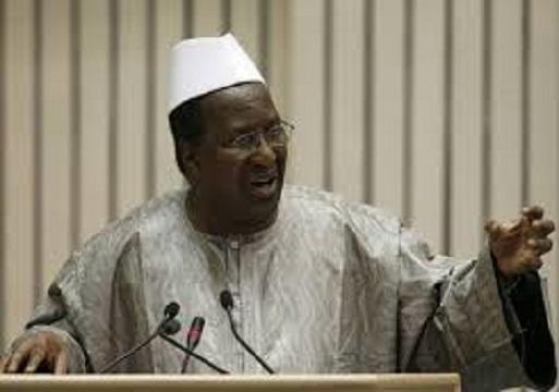 Alpha Oumar Konaré, l'ex-président de la République du Mali